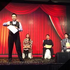 舞台互動魔法