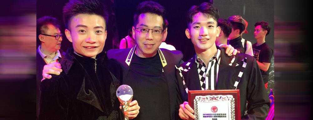 翁達智最新魔術作品【樂變之美】獲國際賽全場總冠軍  為澳爭光