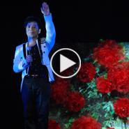 翁達智原創魔術 讓夢想開花